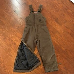 Size small Walls zip up coveralls